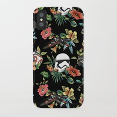The Floral Awakens iPhone X Slim Case