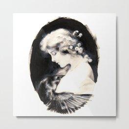 Close Metal Print