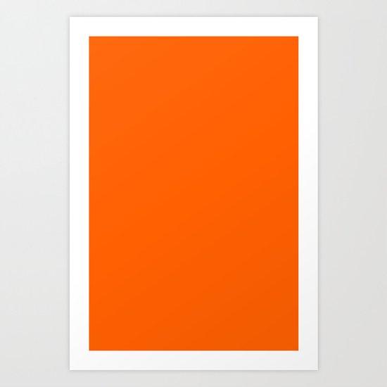 Solid Orange by klpd