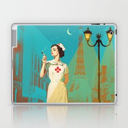 NIGHT NURSE Laptop & iPad Skin