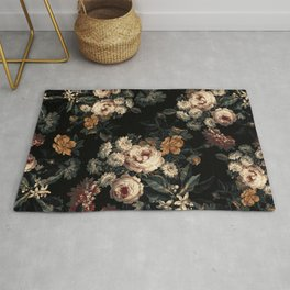 Midnight Garden XIV Rug