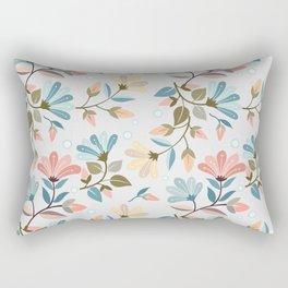 Colorful foliage #1 Rectangular Pillow