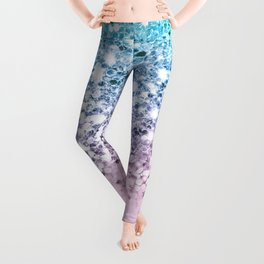 Dazzling Unicorn Gradient  Leggings