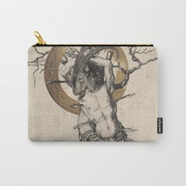 beati martyris - the suffering martyr Carry-All Pouch