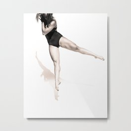 Tanisha - Dancer Series 1 Metal Print
