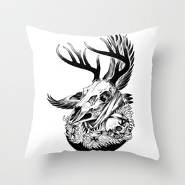 Leshen Throw Pillow