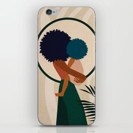 Stay Home No. 3 iPhone Skin