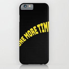 One more time, a mega electronic music anthem, daft punk iPhone Case