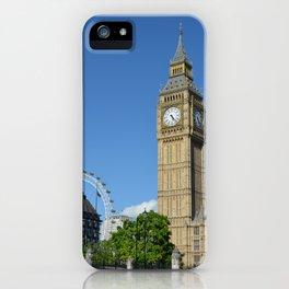 Big Ben | London, United Kingdom iPhone Case