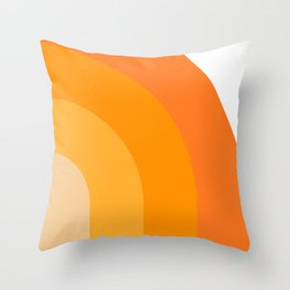 Retro 02 Throw Pillow