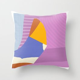 R4 Throw Pillow