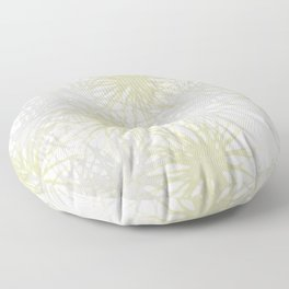 Silver or Gold Floor Pillow