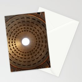 Pantheon - Rome, Italy Stationery Cards