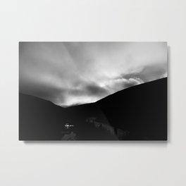Exmoor Metal Print