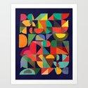Color Blocks by budikwan