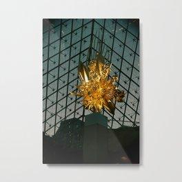 Louvre.Love.Paris Metal Print