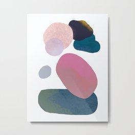 Shapes I Metal Print