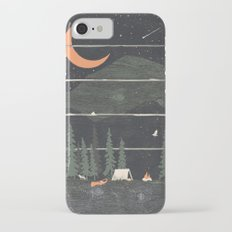 Wish I Was Camping... iPhone 8 Slim Case