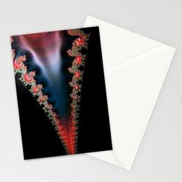 Mandelbrot Zip Stationery Cards