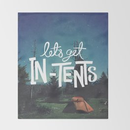 Let's Get In-Tents