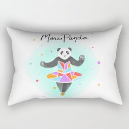 MarziPanda Rectangular Pillow