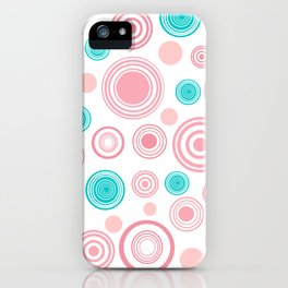 Kooky Pink iPhone Case