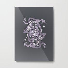 Elder Sign - Gemini Metal Print