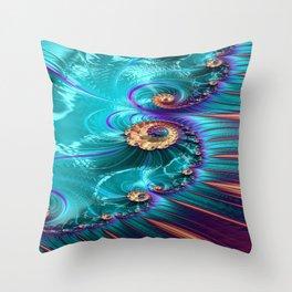 Polymeric Shank Throw Pillow