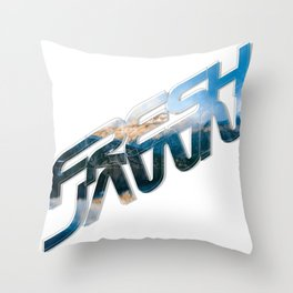 Fresh Jawn Throw Pillow