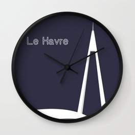 Passerelle Wall Clock