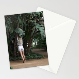 Vacation Postcard Stationery Cards