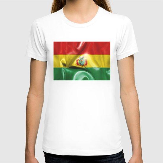 Bolivia Flag by markuk97