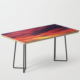 From The Sunset With Love Coffee Table