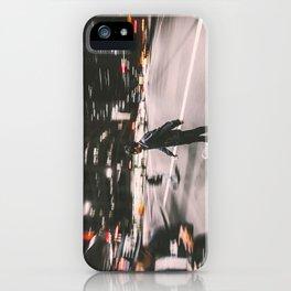 Skate in street 4 iPhone Case