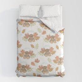 Autumn Bears Comforters