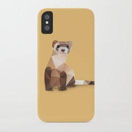 Ferret. iPhone Case