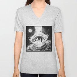 The Asteroid Unisex V-Neck