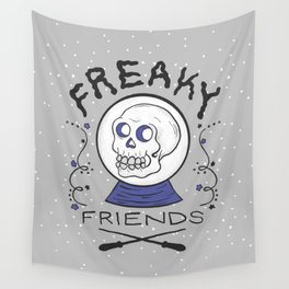 Freaky Friends Wall Tapestry