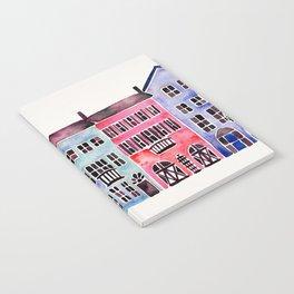 Rainbow Row – Charleston Notebook