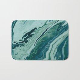 Blue Planet Marble Bath Mat
