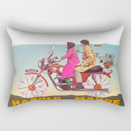 Harold and Maude Rectangular Pillow