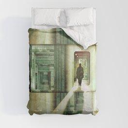 Crossing Over Comforters