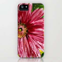 Touch of Summer iPhone Case