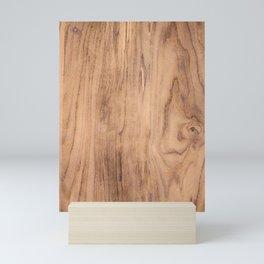Wood Grain #575 Mini Art Print