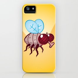 Larry the Fly iPhone Case