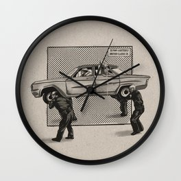 Another classic CD Wall Clock