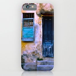 Chinese Facade of Hoi An in Vietnam iPhone Case