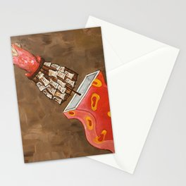 Manikin Stationery Cards