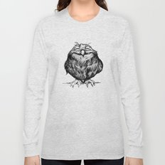 Owl Ball Long Sleeve T-shirt