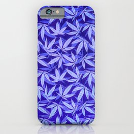 Purple Haze - Cannabis / Hemp / 420 / Marijuana  - Pattern iPhone Case